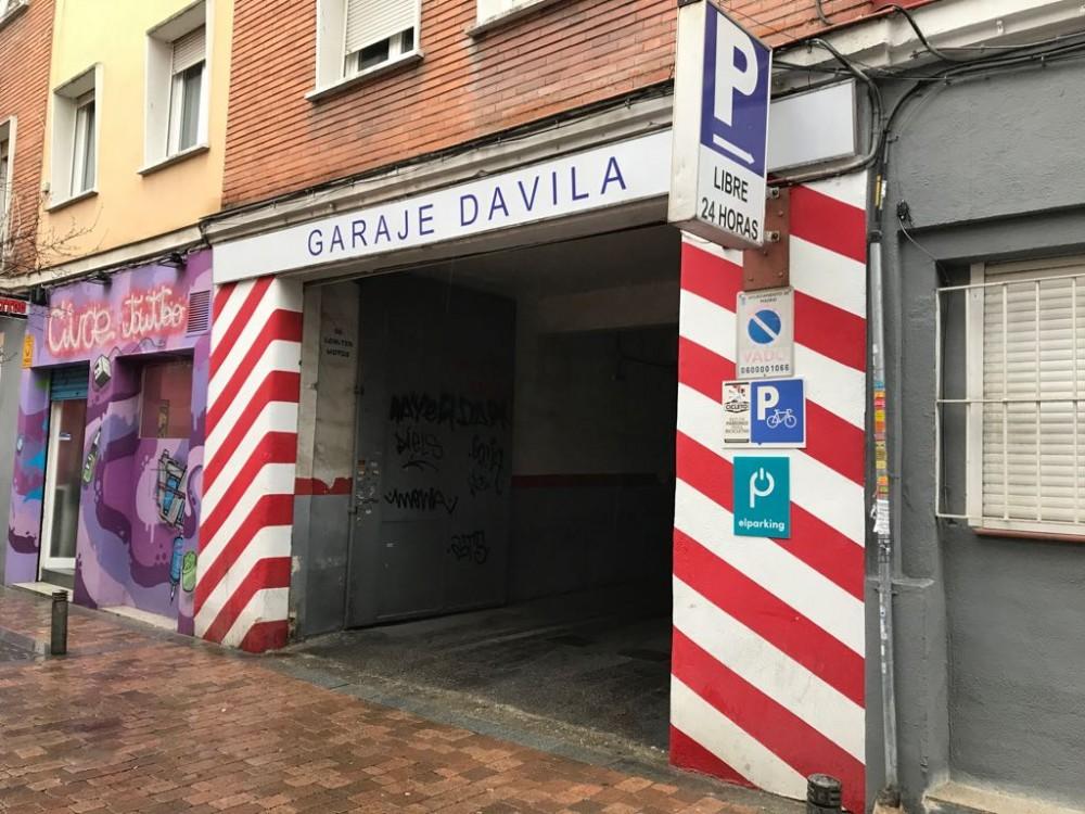 Garaje Dávila