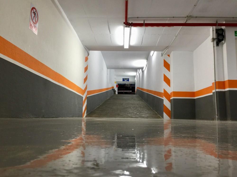 e-Parking Carrer de l'Arquebisbe Fabián y Fuero, 21