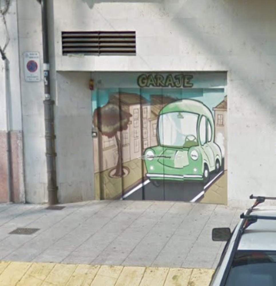 Aparca a ElParking Calle Sta. Dorotea, 30-Burgos