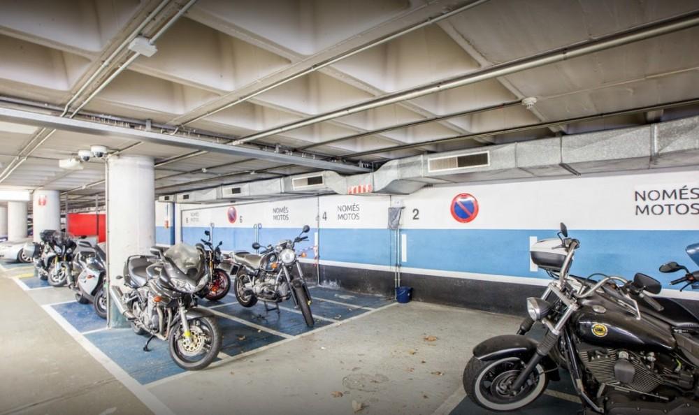 BSM Parking  Flos i Calcat