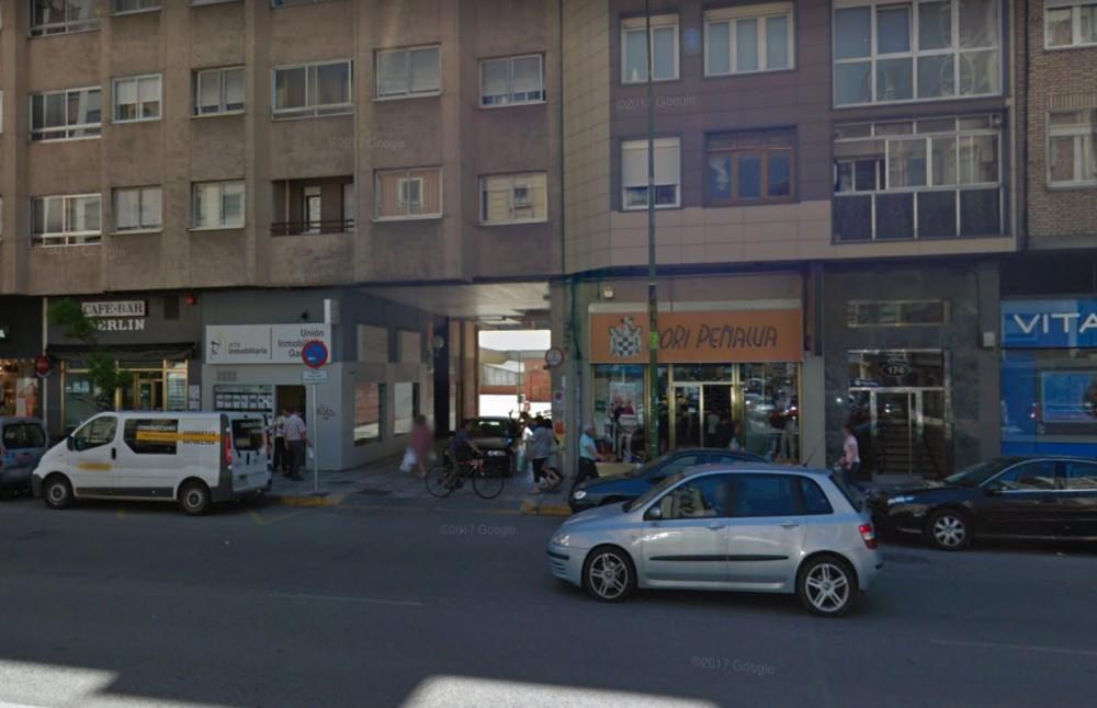 Aparcar en ElParking Calle de Vitoria, 176-Burgos
