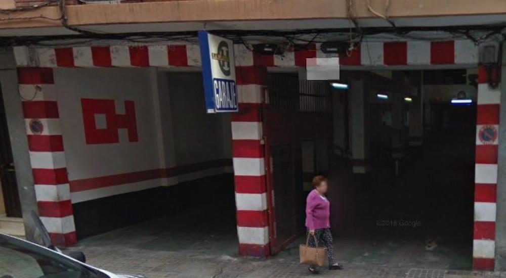 Garaje La Plata
