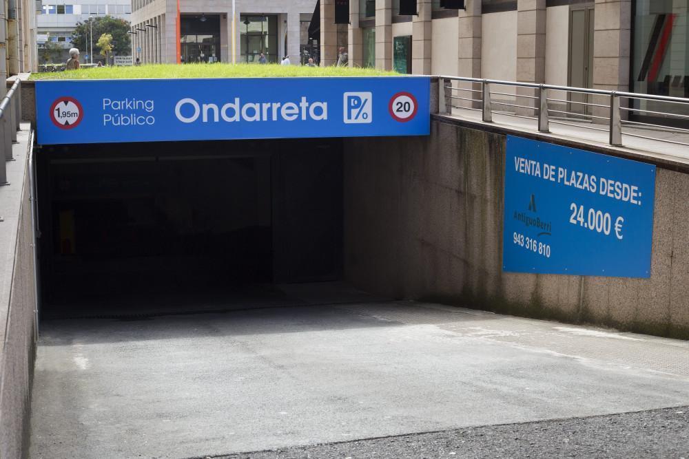 Parking Ondarreta