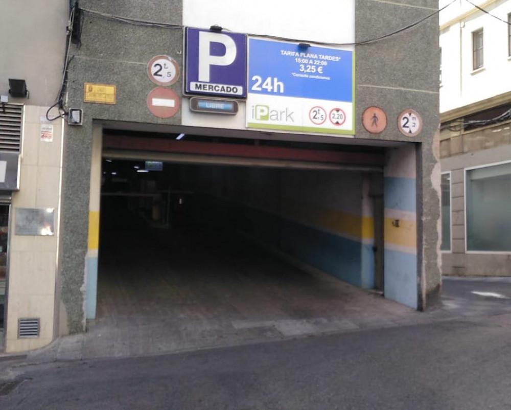 Parking Mercado