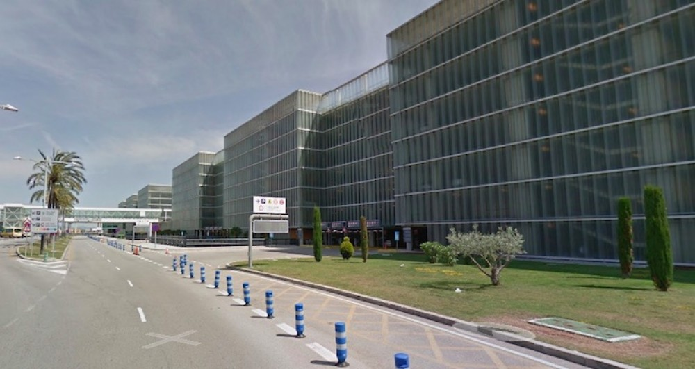 AENA Aeropuerto Barcelona - General T1
