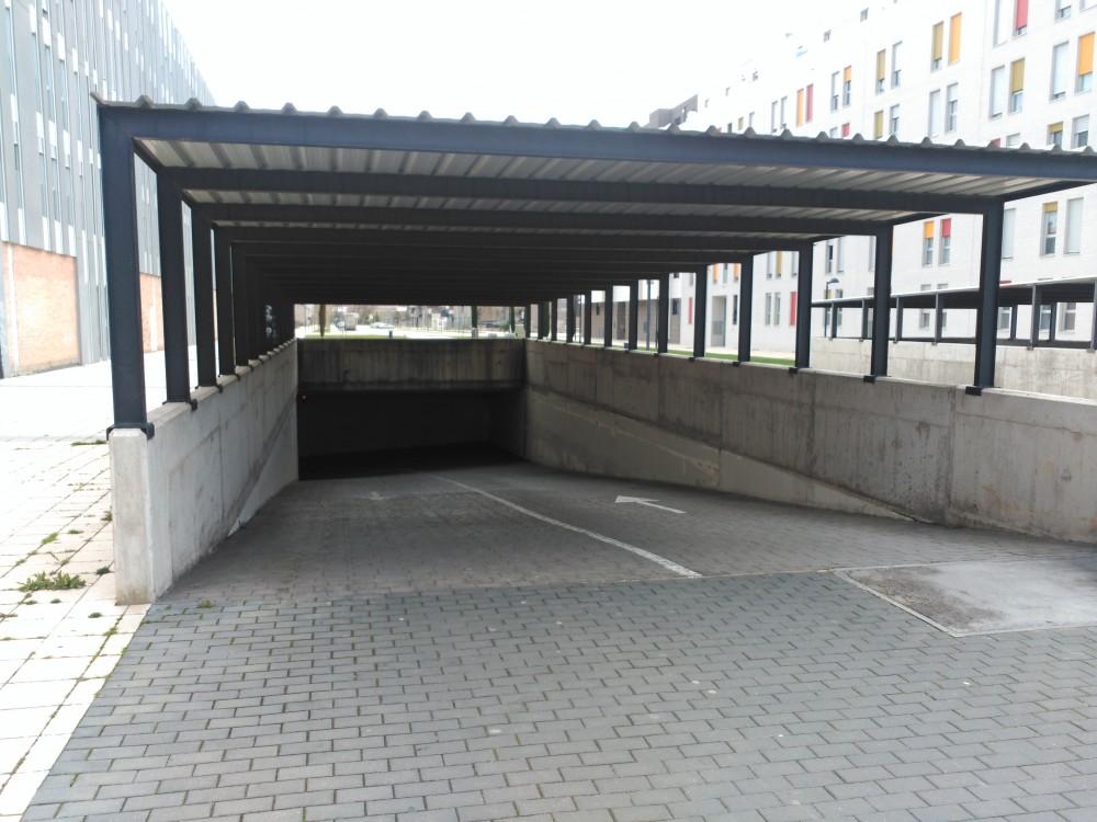 ElParking Calle Esteban Sáez Alvarado, 75-Burgos(e)n aparkatu