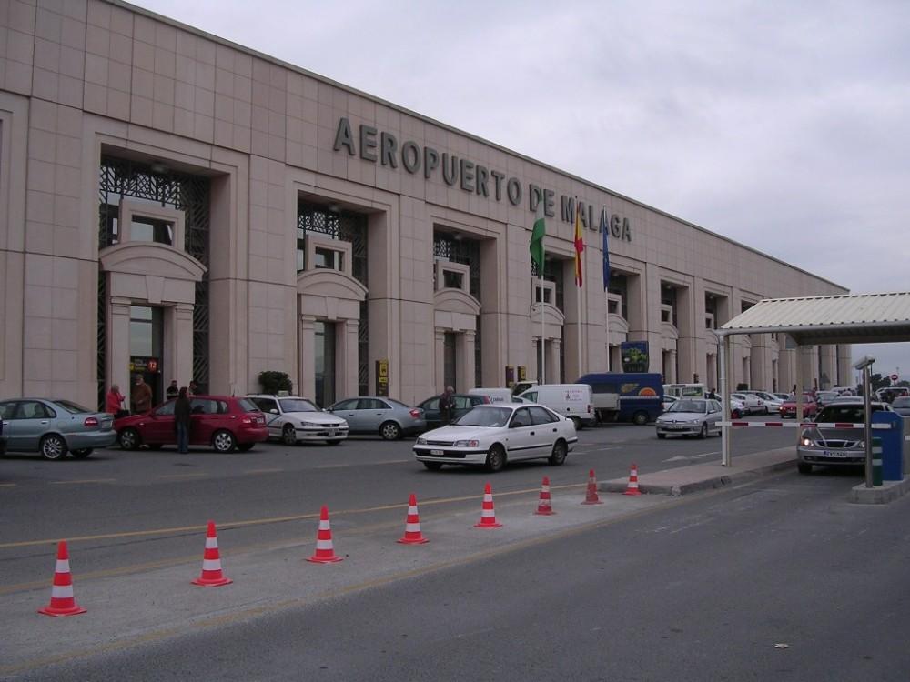 Aparcar en Malaga Airport Parking-Málaga