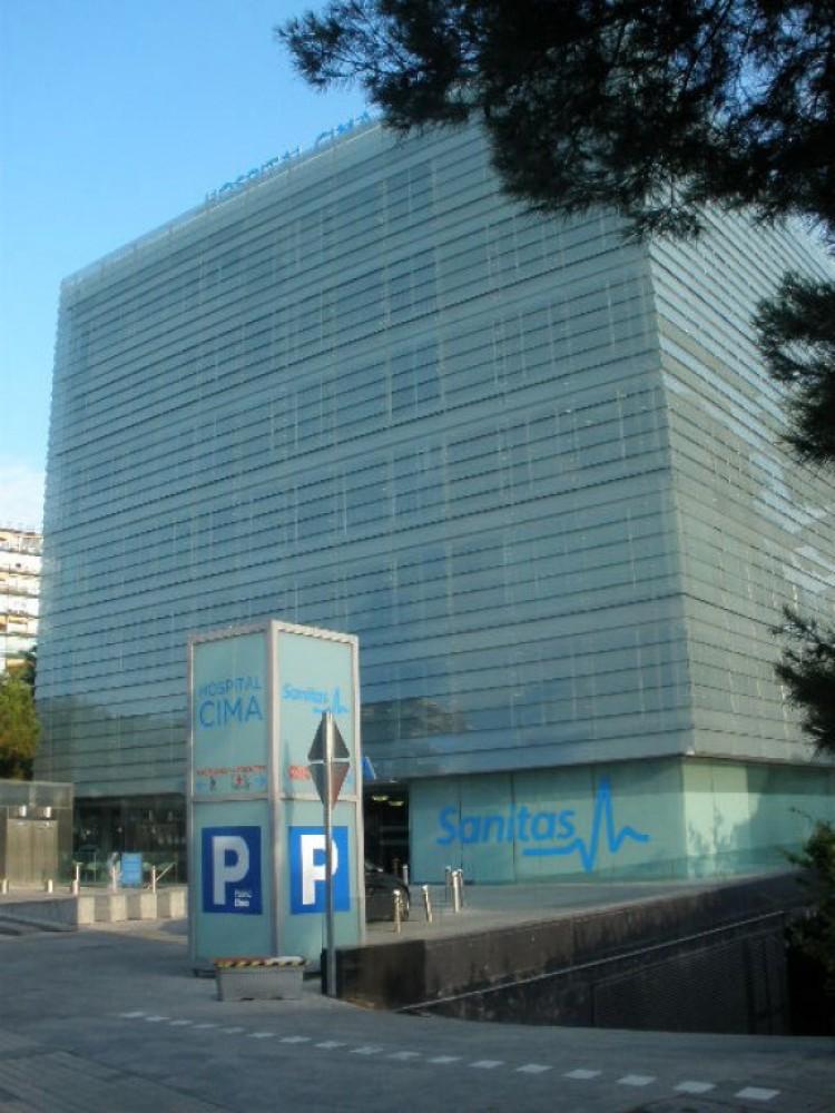 Aparcar en Hospital CIMA - Paseo Manel Girona, 33 - 08034-Barcelona