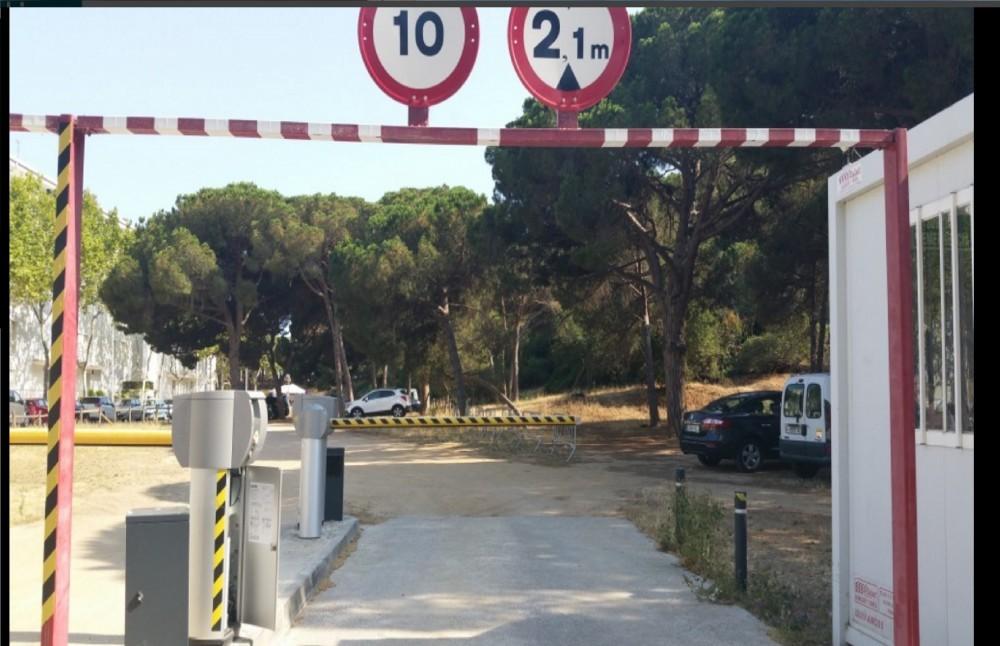 Park in Punta Prima Platja d´Aro-Girona