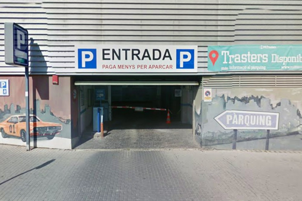 Aparca a Parking Auditori-Lleida