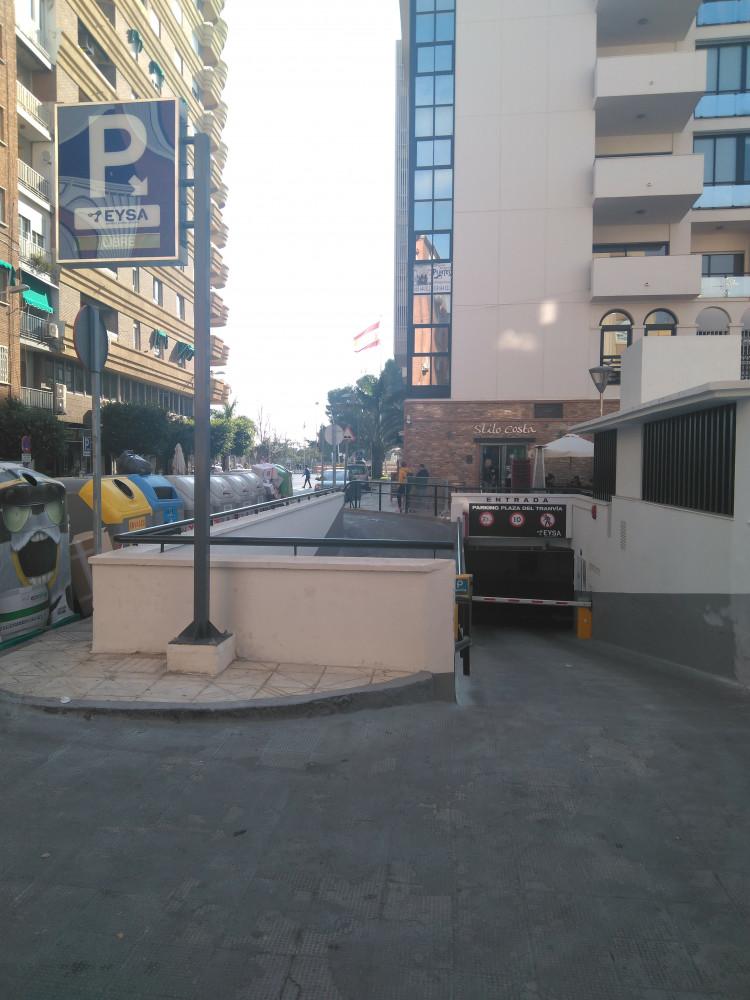 Plaza Tranvía Motril