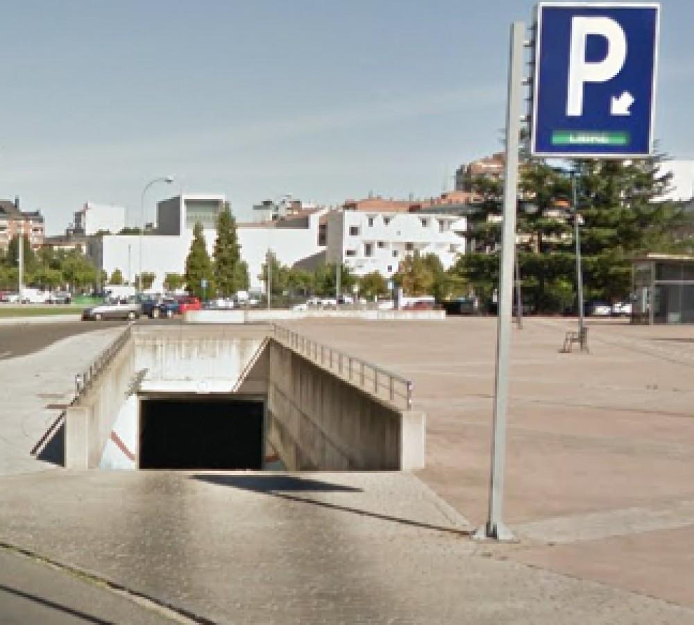Aparcar en Parking Eras Renueva-León