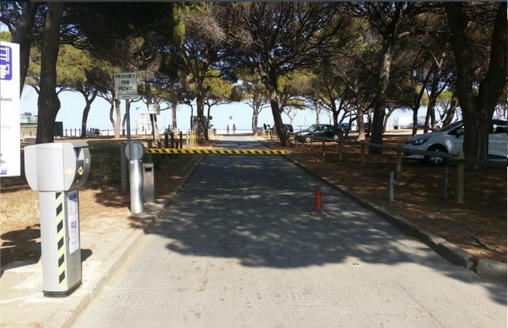 Aparcar en Gran Port Platja d´Aro-Girona