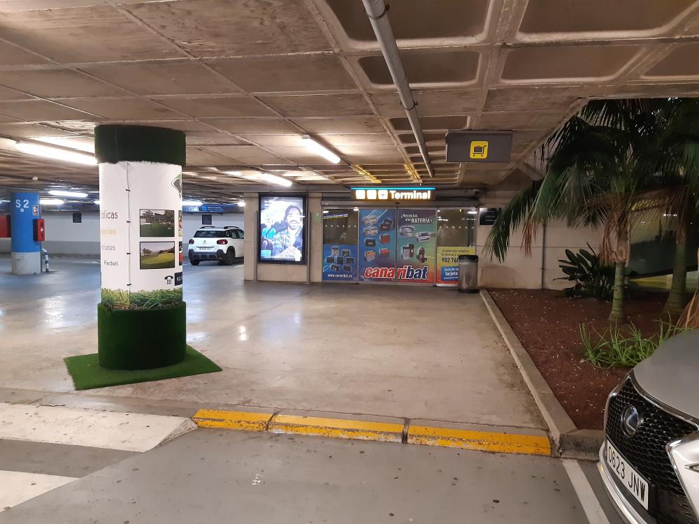 Car&Fly Parking Tenerife Norte