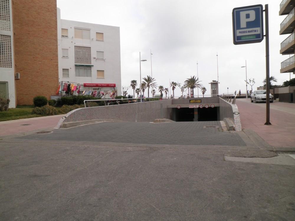 Aparcar en Neptuno nº 2 -Valencia