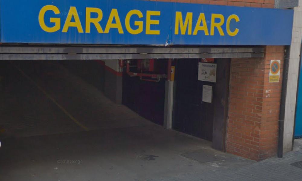 Parking Centro Santa Coloma Motos