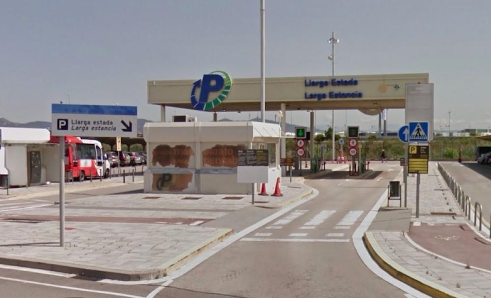 AENA Aeropuerto Barcelona - Larga Estancia