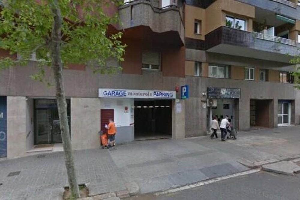 Aparca a Parking Tasmisu-Barcelona