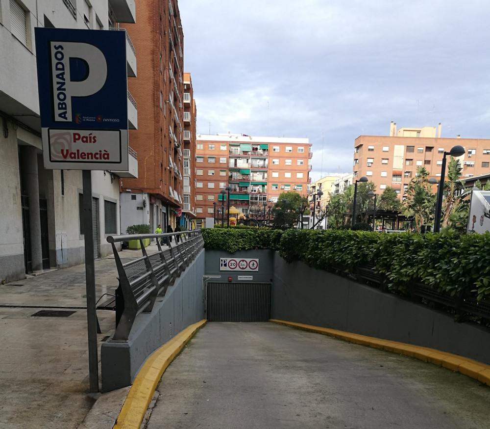 Parking País Valencià- NEMASA