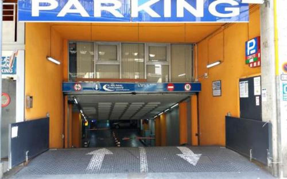 Aparcar en Parking El Nou Raval-Barcelona