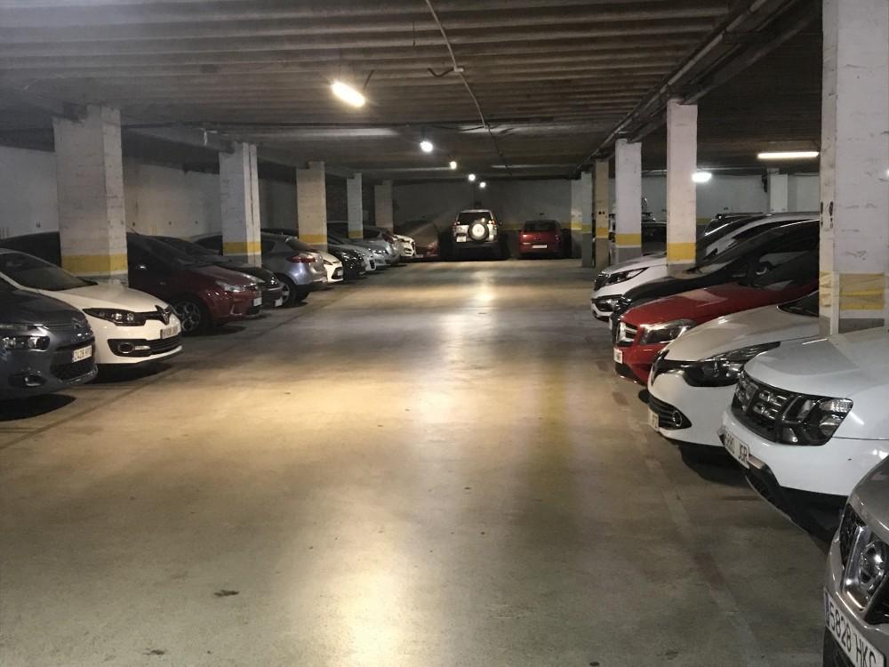Parking Atlántida Motos