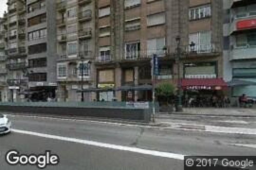 Calle Urzaiz, s/n-Pontevedra(e)n aparkatu