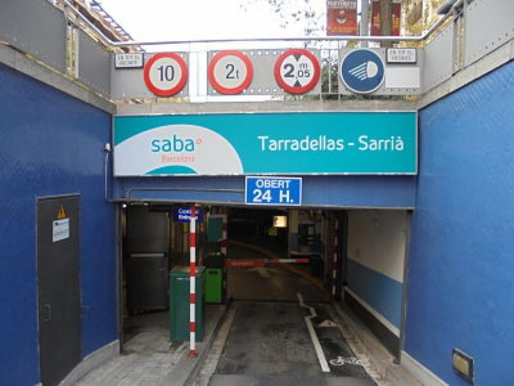 Aparcar en BAMSA Tarradellas I (Avda Josep Tarradellas, 139. 0829)-Barcelona