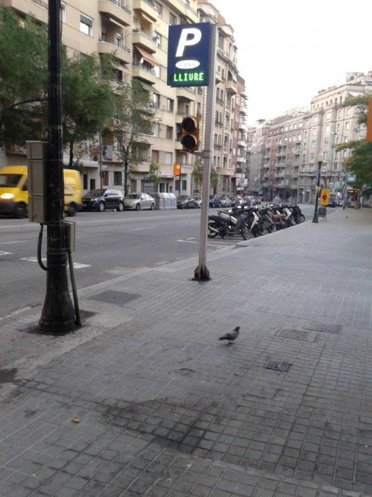 Aparca a Mercado Sant Gervasi Barcelona-Barcelona