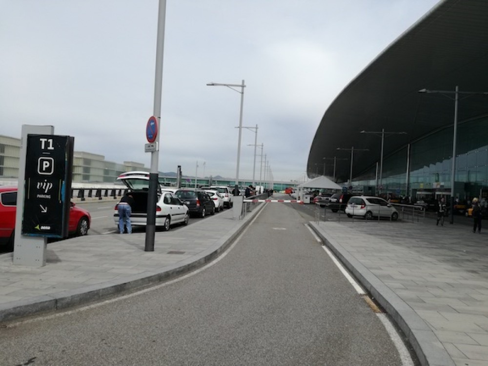 AENA Aeropuerto Barcelona - VIP T1