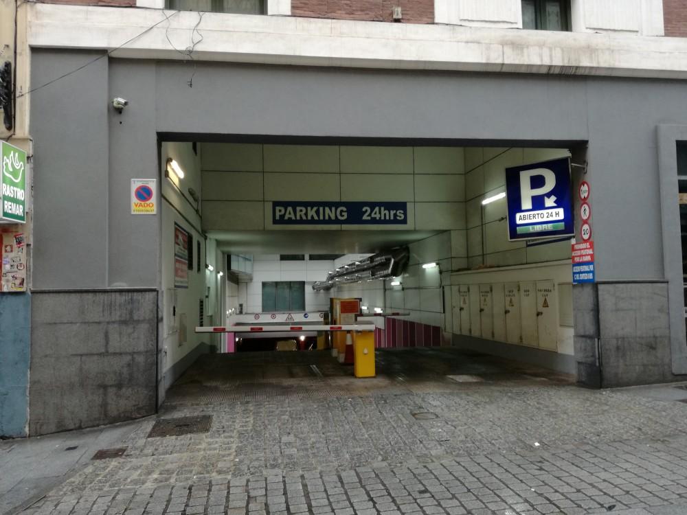 Parking Doctor Cortezo