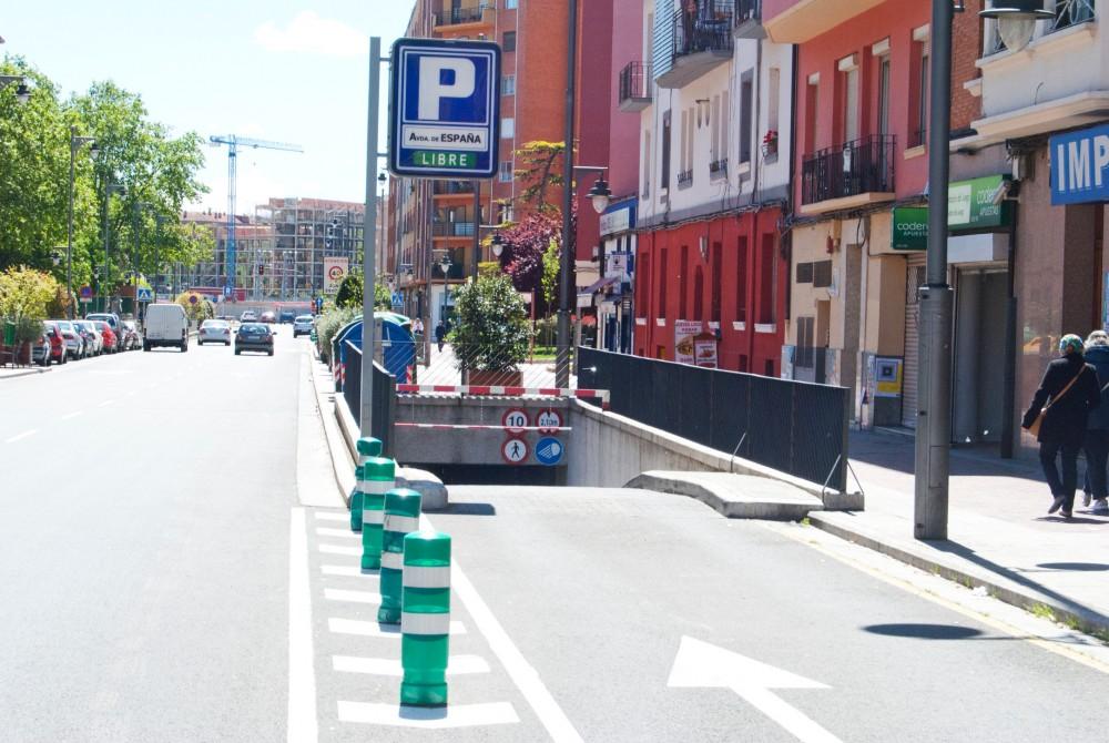 Parking Avenida España