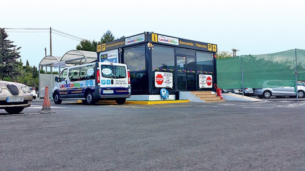 Aparcar en Low Cost Parking Alicante-Alicante