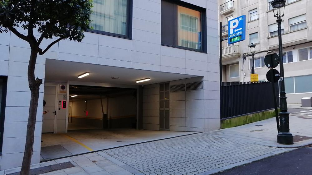 Parking Gran Vía Vigo