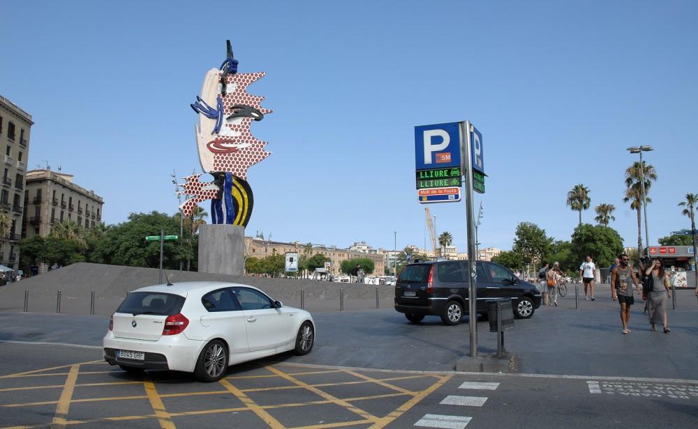 BSM Parking Moll de la Fusta