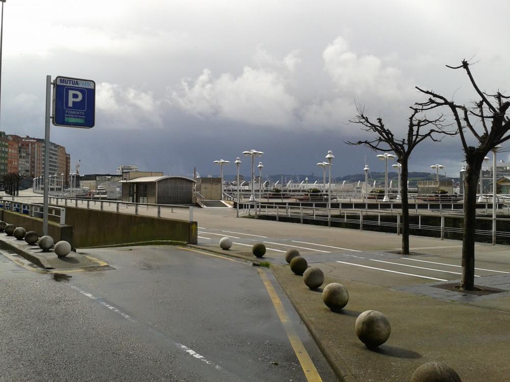 PARKIA El Espigón Fomento Puerto deportivo