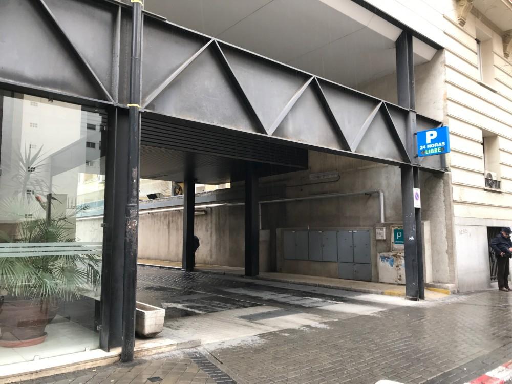 Climiparking-Madrid(e)n aparkatu