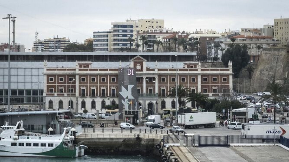 Muelle Ciudad Alfonso XIII