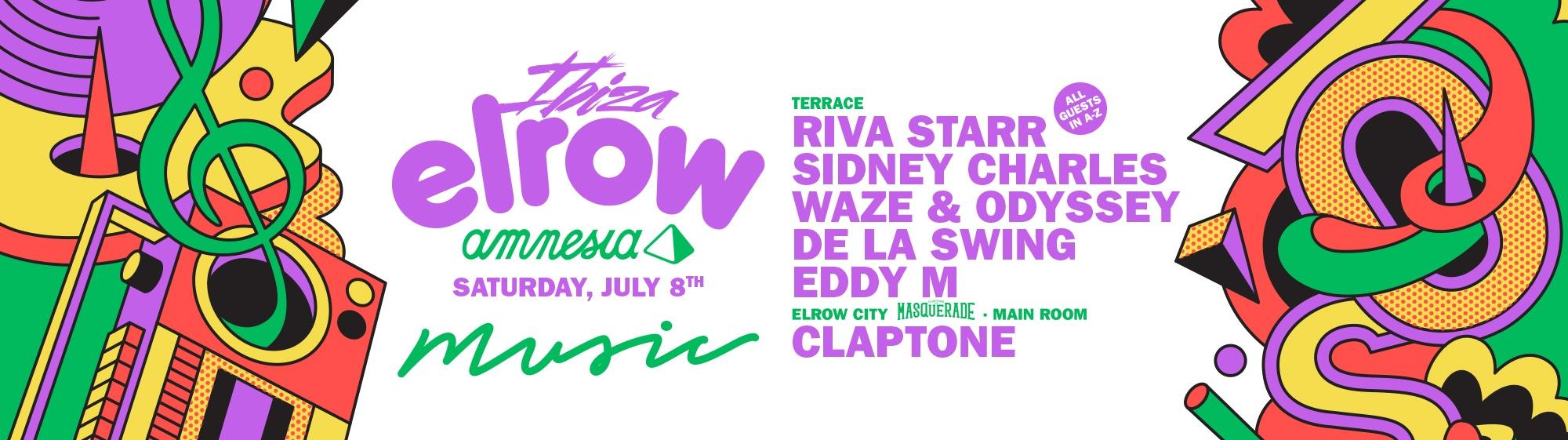elrow Music 70's