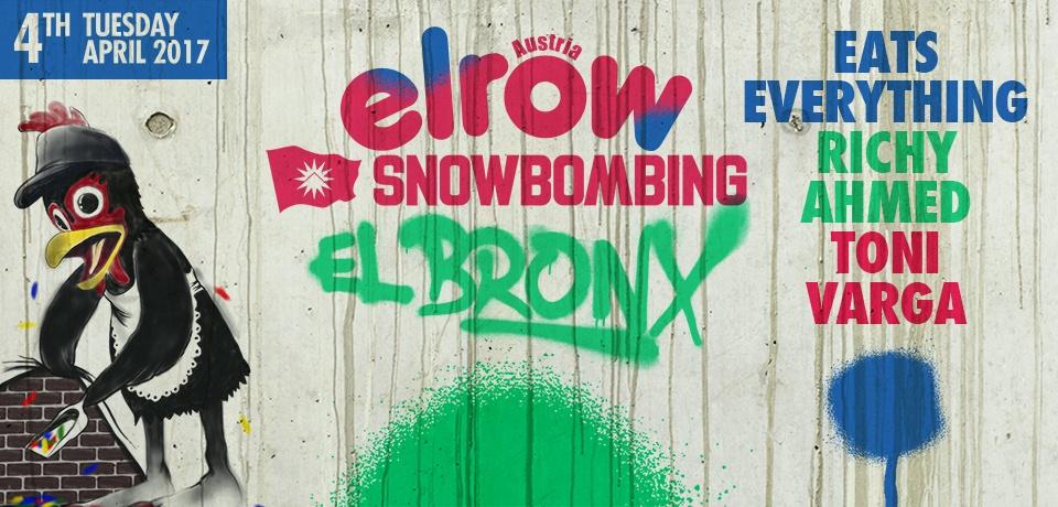 Snowbombing - Bronx