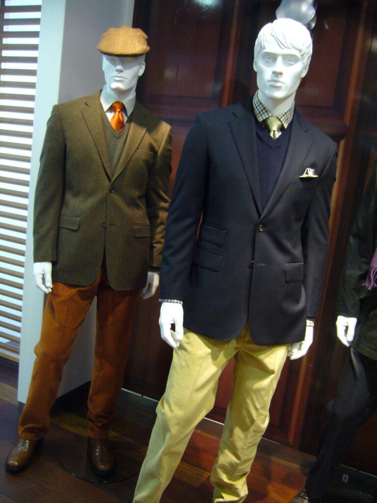 Austin Reed Updates Viyella Menswear