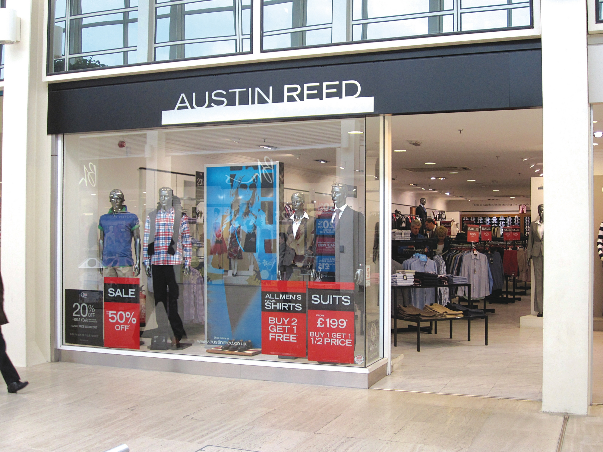 Austin Reed The Centre Mk