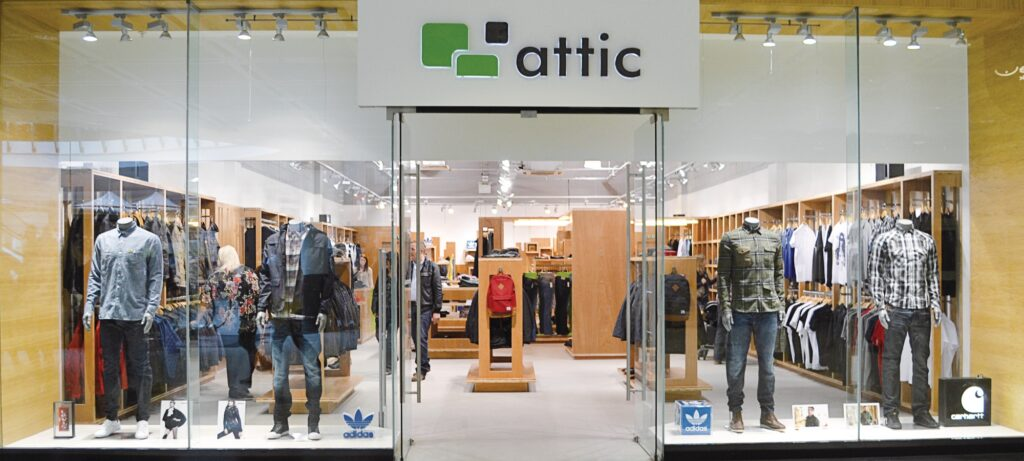 Third Attic Store Opens In Inverness
