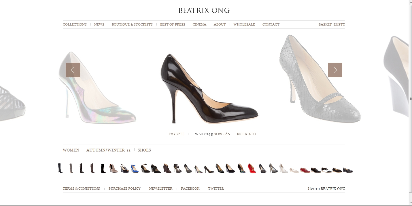 Beatrix Ong founder steps down from her