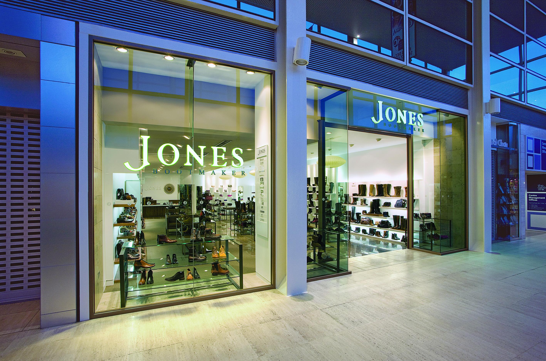 Jones Bootmaker up for sale