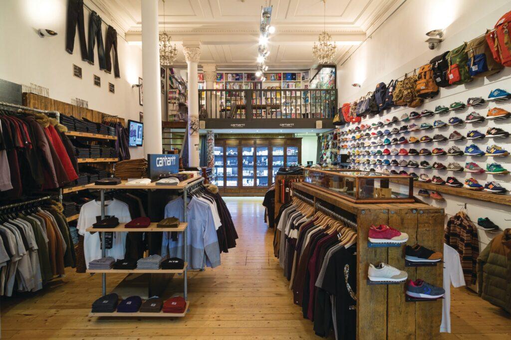 The History of Puma Fat Buddha Store