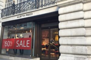 Edinburgh Woollen Mill In Final Stages To Buy Austin Reed Brand