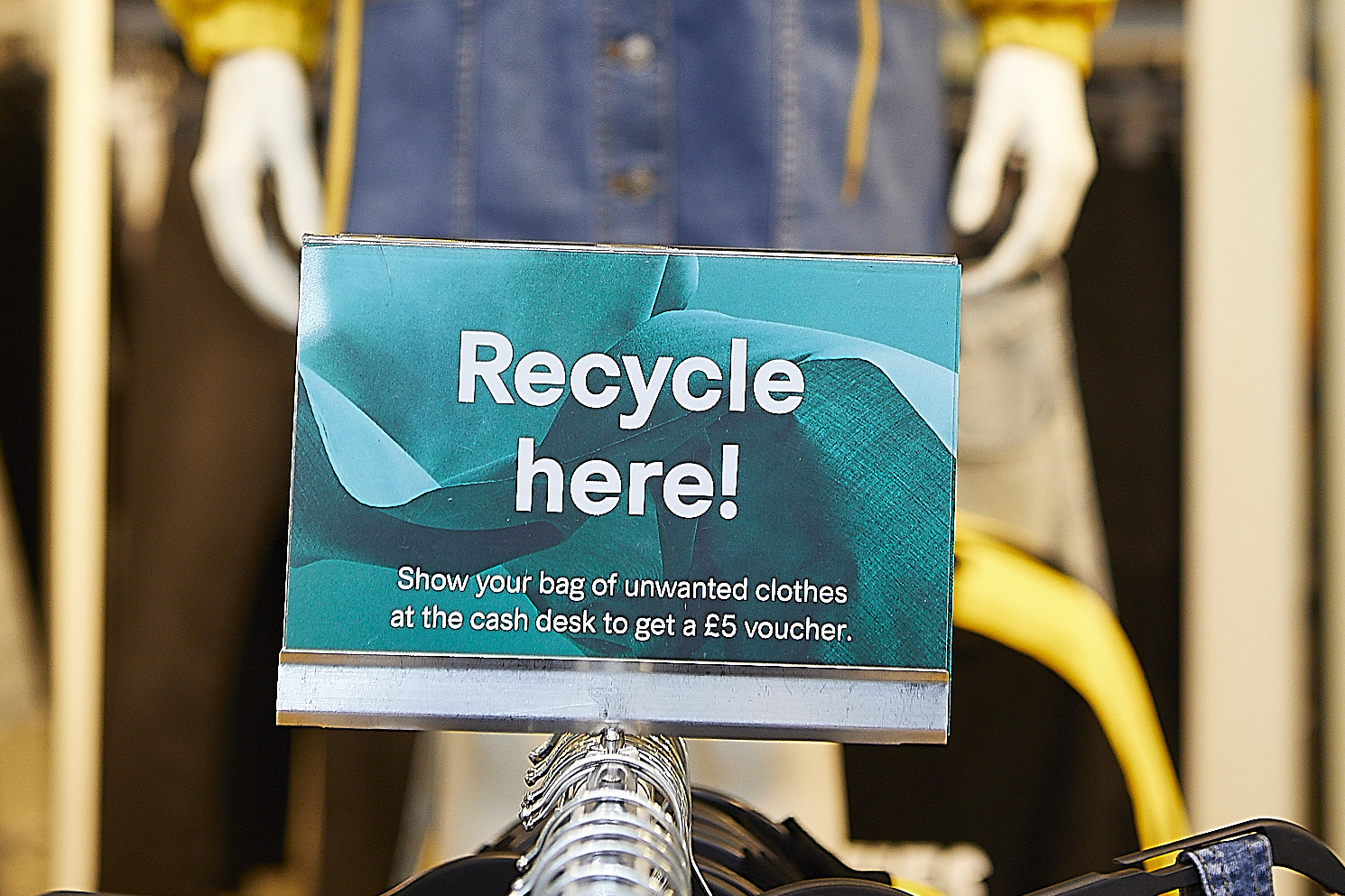 The war on waste: fashion wakes up to recycling