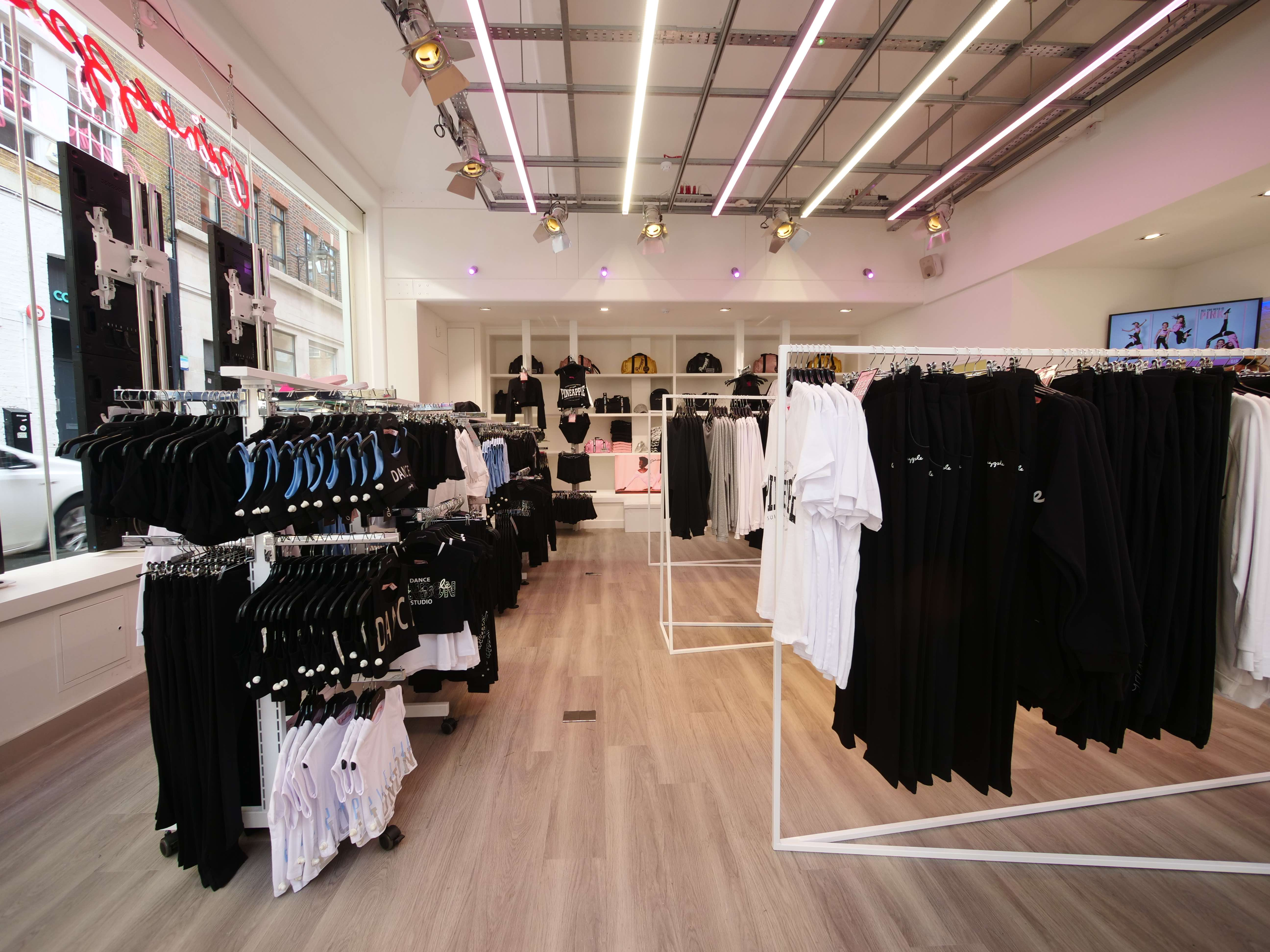 First look: Pineapple relocates UK flagship