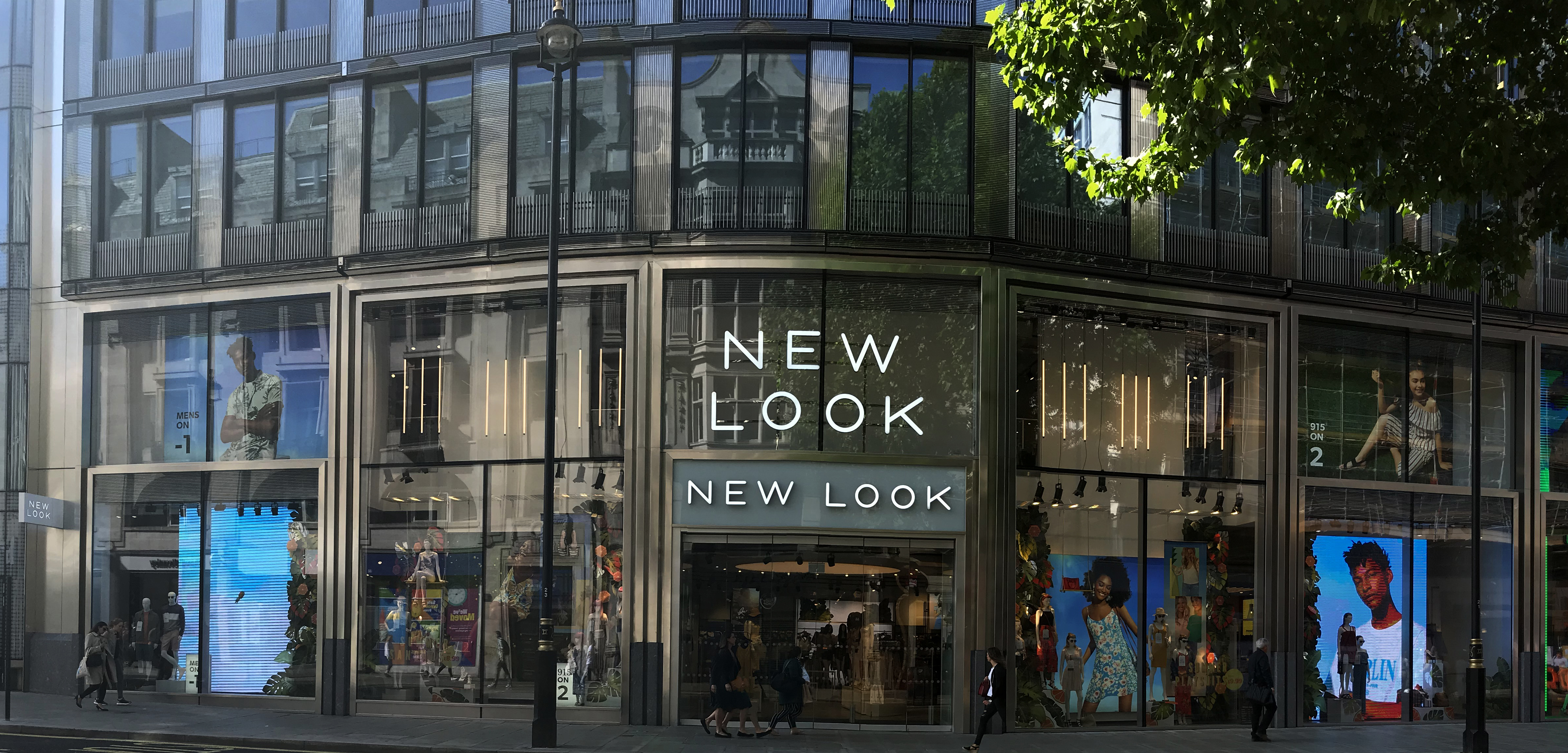 Exclusive New Look to axe menswear from stores