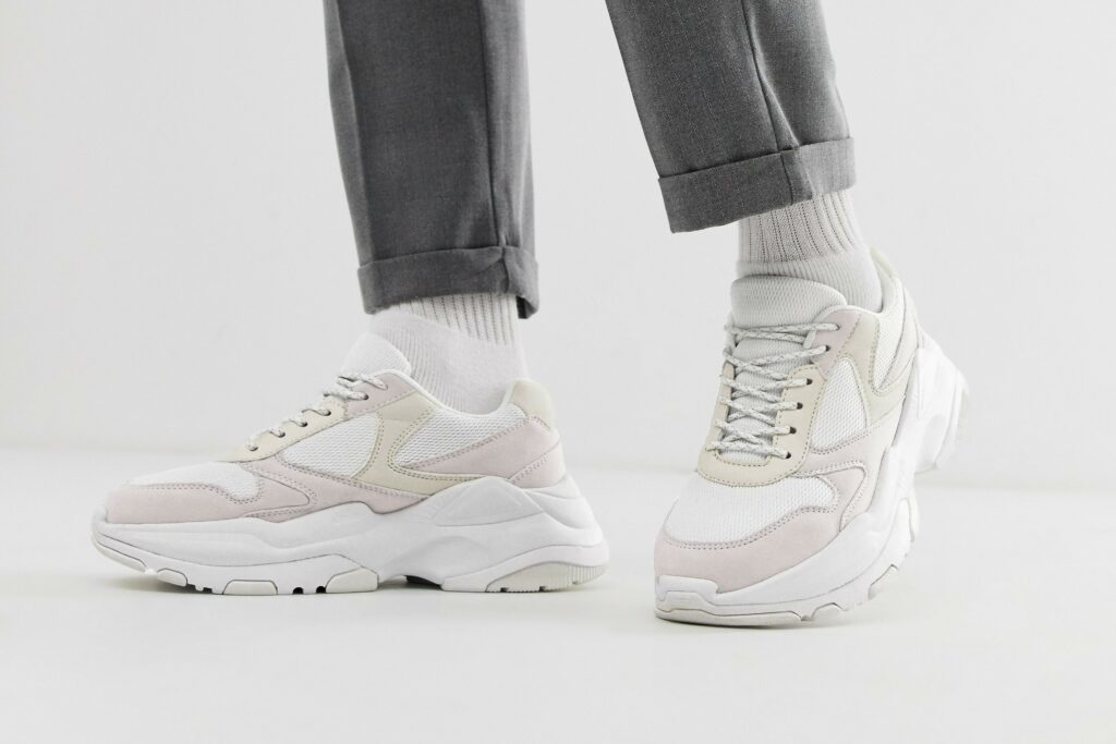 lessons from the chunky sneaker trend